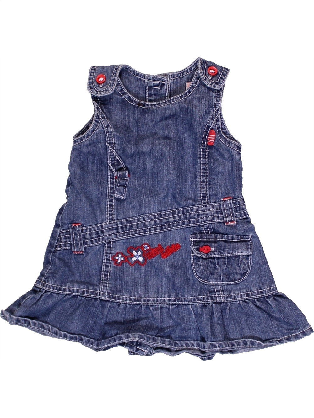 Clothing, Shoes & Accessories Other Newborn-5t Girls Clothes Robe 6 Mois Gemo