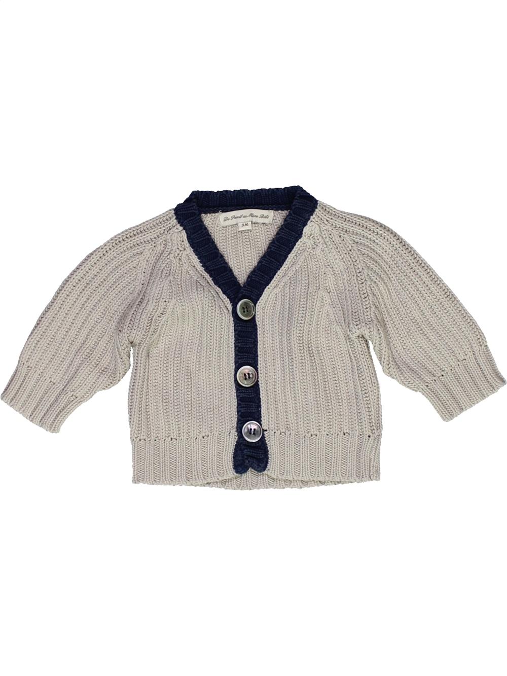 large discount designer fashion sale uk Gilet Garçon DPAM 3 mois pas cher, 4.49 € - #1033778