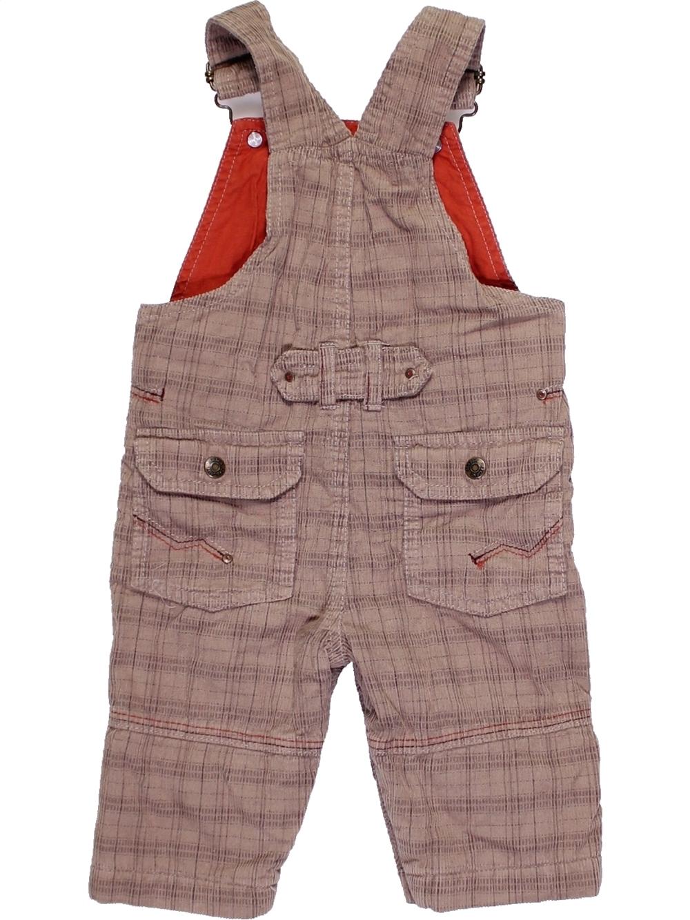 Salopette-bebe-garcon-SERGENT-MAJOR-6-mois-gris-hiver-vetement-bebe-106