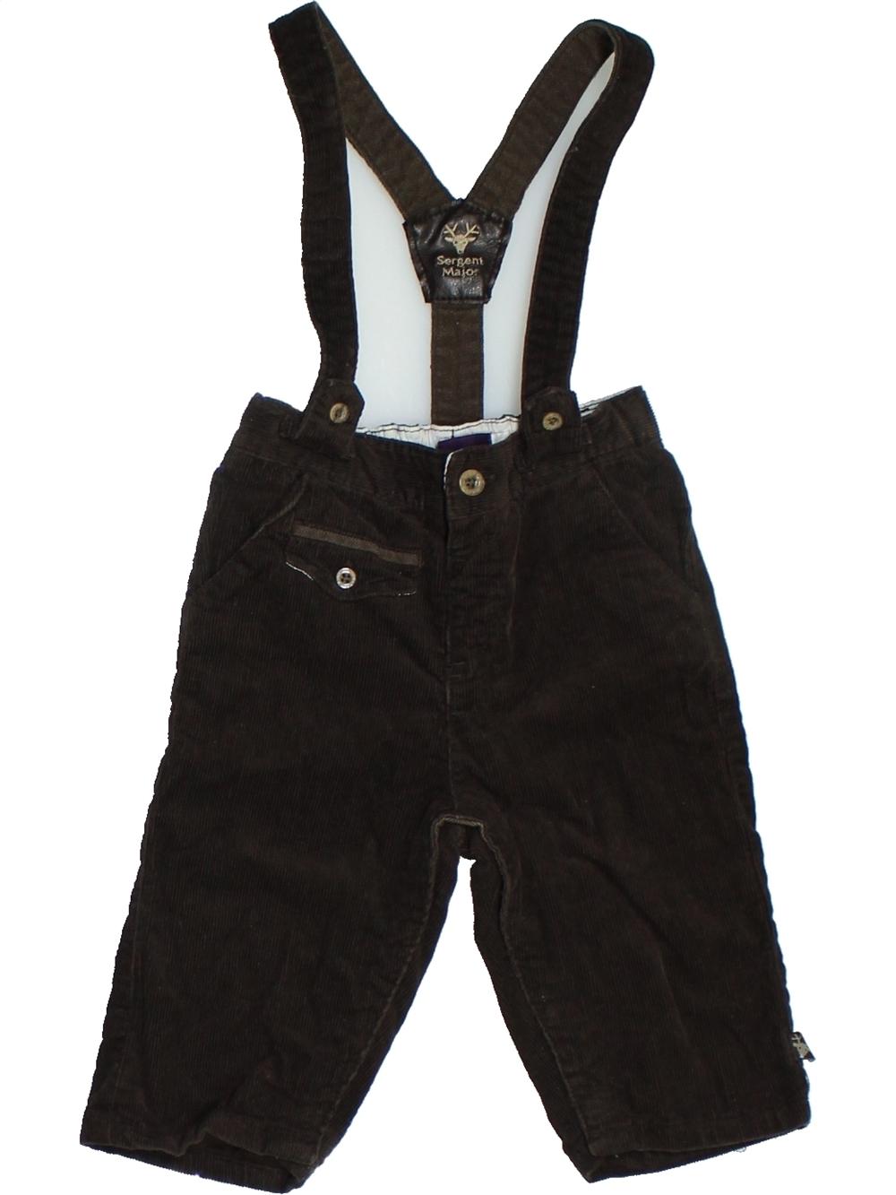 Pantalon-bebe-garcon-SERGENT-MAJOR-12-mois-noir-hiver-vetement-bebe-109