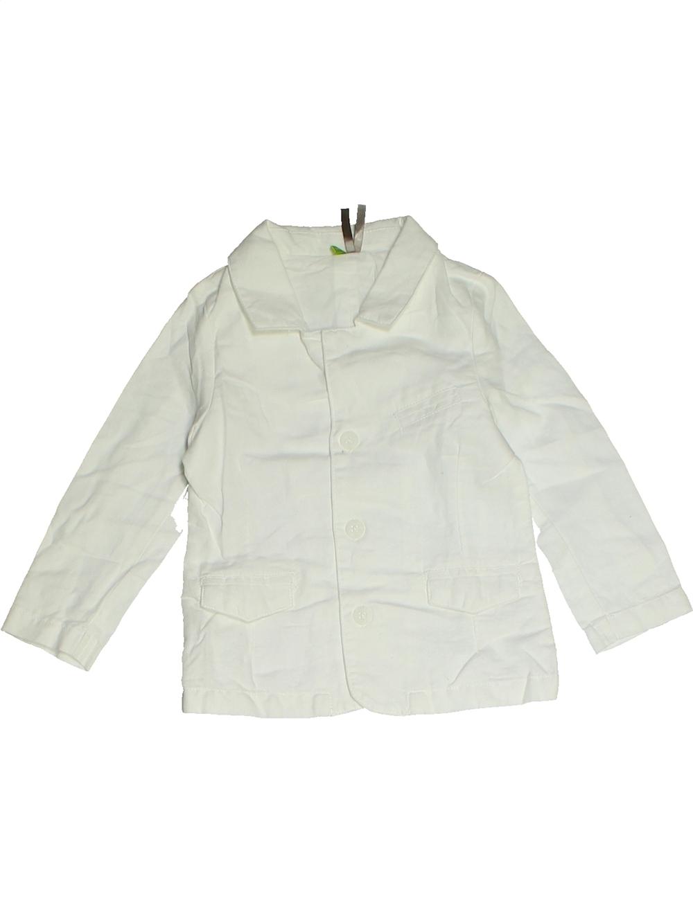 Veste-bebe-garcon-ORCHESTRA-18-mois-blanc-hiver-vetement-bebe-1098494