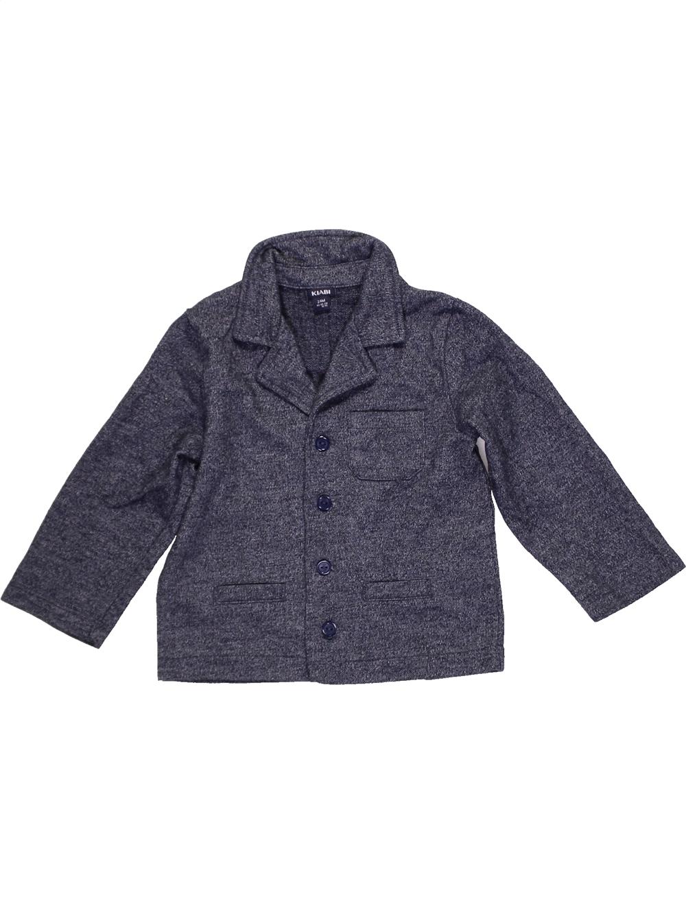 Gilet-enfant-garcon-KIABI-2-ans-bleu-hiver-vetement-bebe-1098766