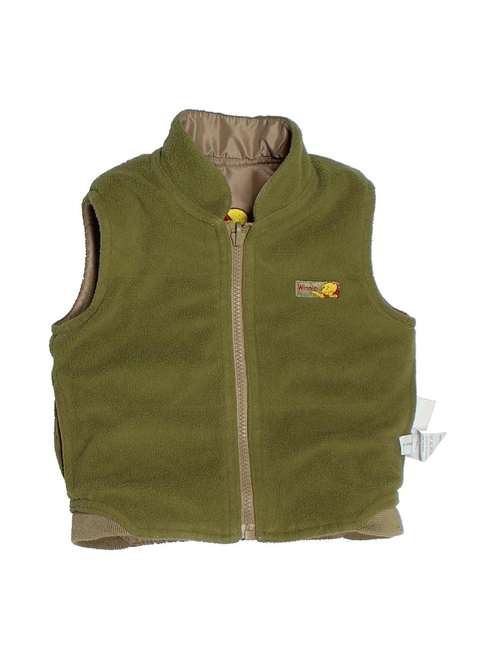 Doudoune-bebe-garcon-DISNEY-12-mois-beige-hiver-vetement-bebe-1099263