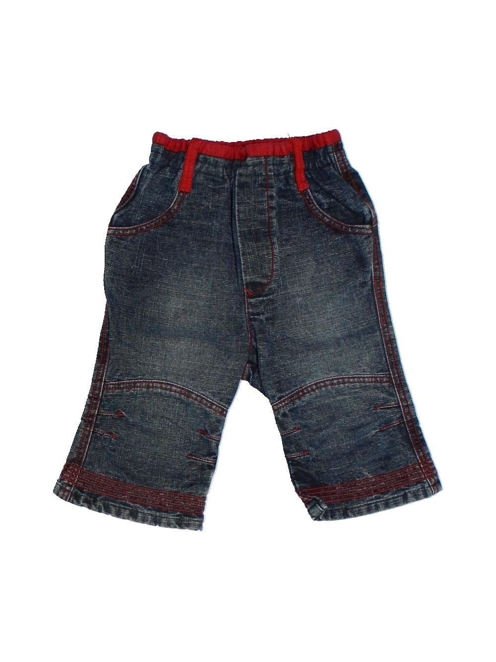 Pantalon-bebe-garcon-CATIMINI-3-mois-bleu-hiver-vetement-bebe-1099316