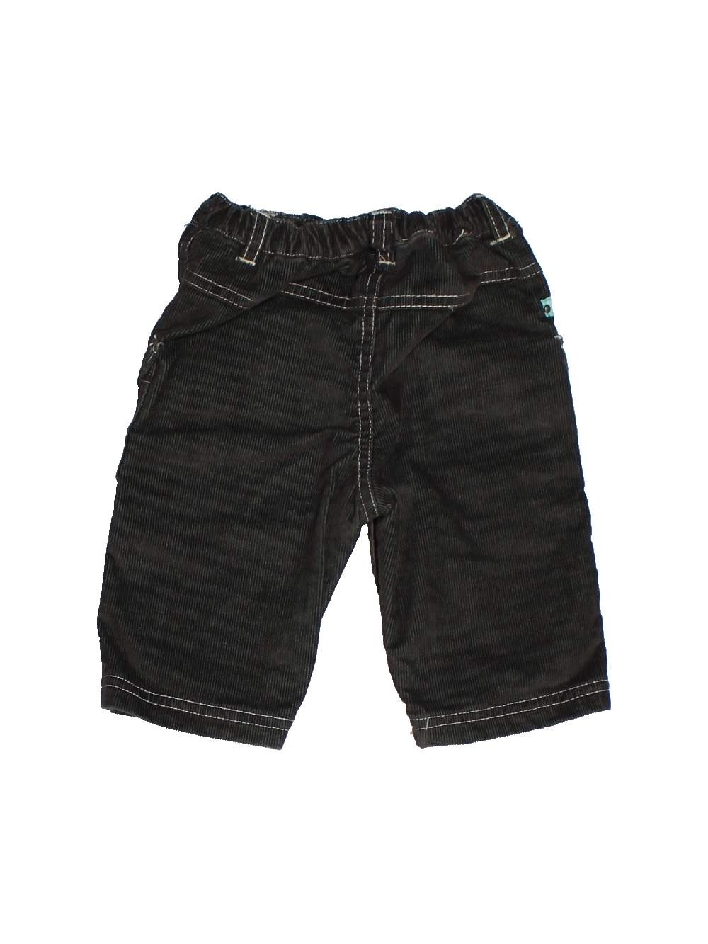 Pantalon-bA-bA-garA-on-SERGENT-MAJOR-3-mois-bleu-foncA-hiver-vA-tement-bA-bA