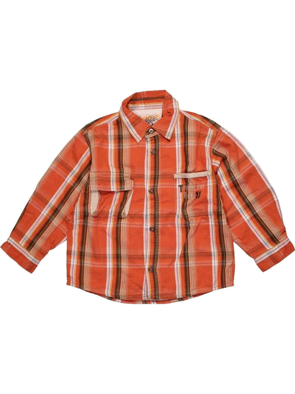 chemise timberland garcon