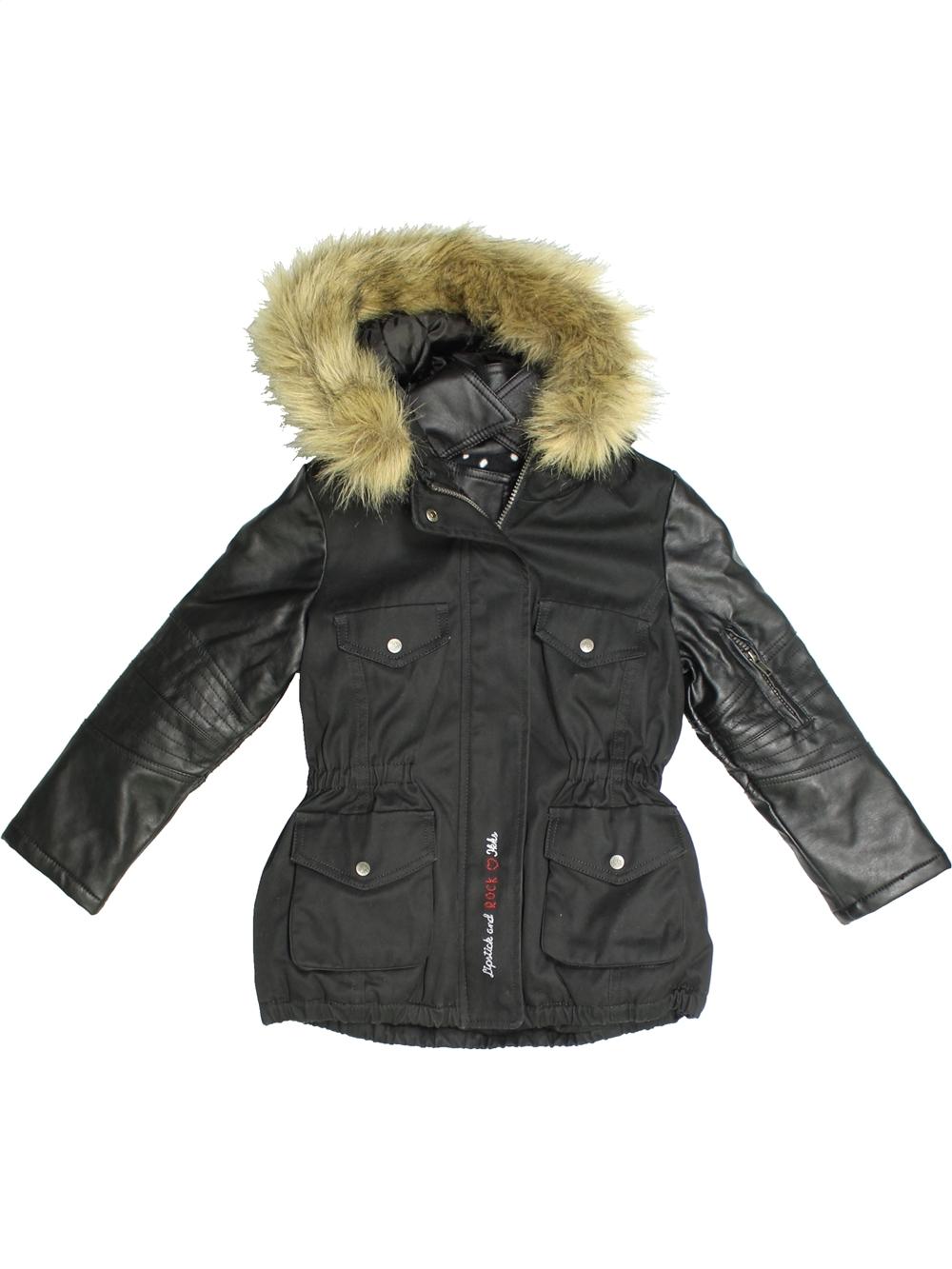acheter populaire 1a2ee c642a Manteau Fille IKKS 6 ans pas cher, 24.13 € - #1119417