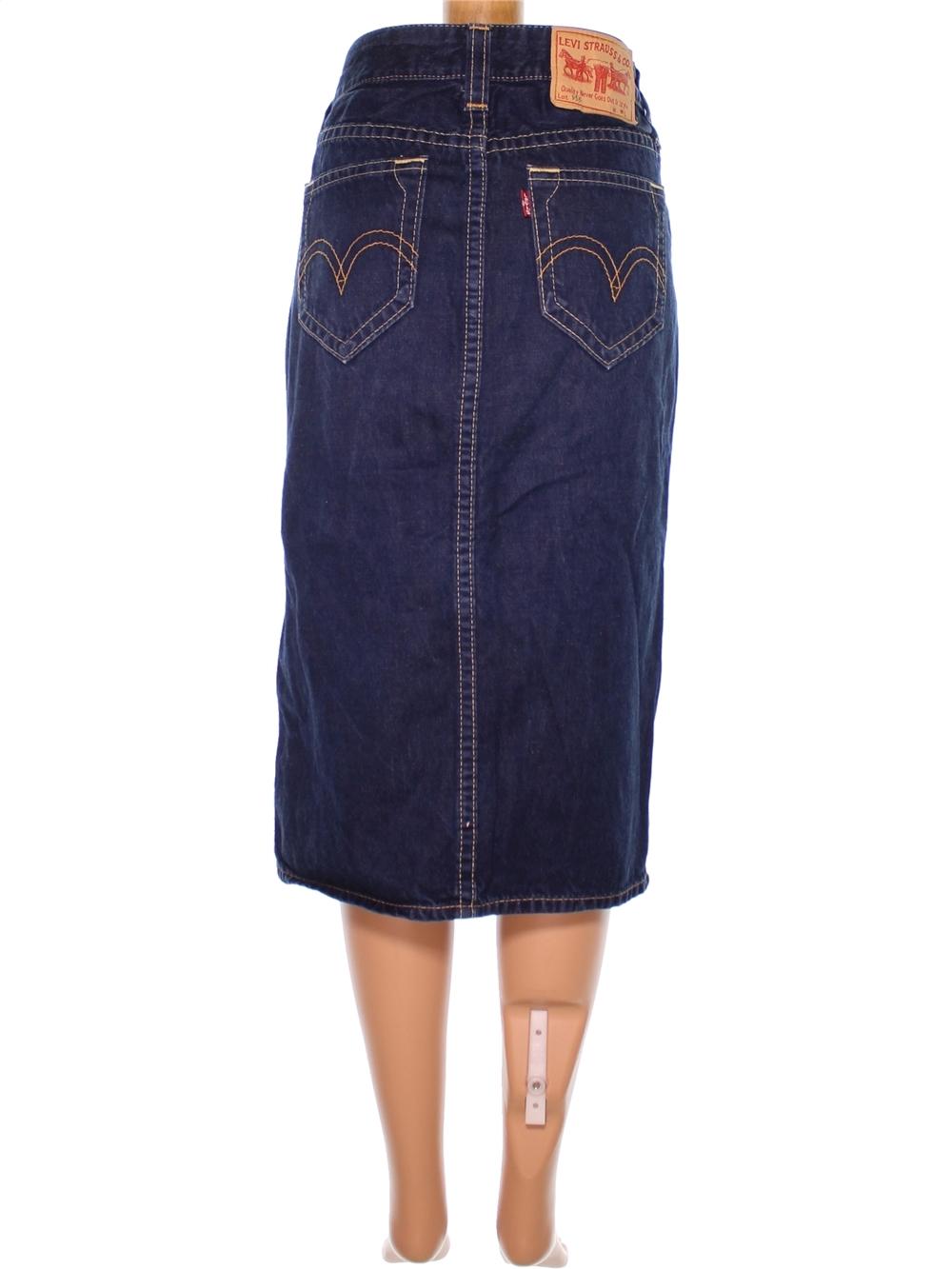 magasin en ligne a8c21 c8799 Jupe Femme LEVI'S 36 (S - T1) pas cher, 4.99 € - #1125021