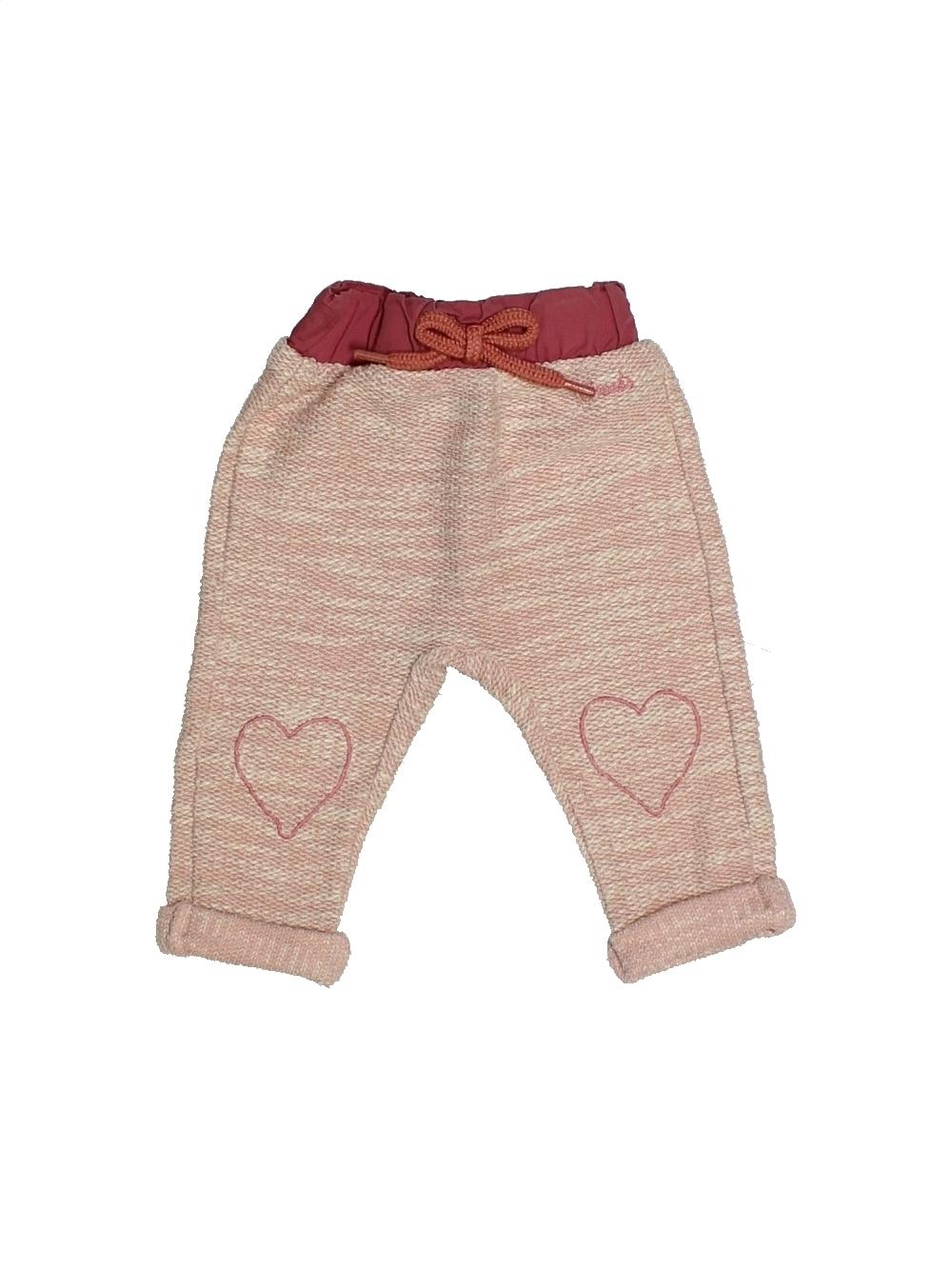 Pantalon-bebe-fille-CREEKS-3-mois-beige-hiver-vetement-bebe-1132142