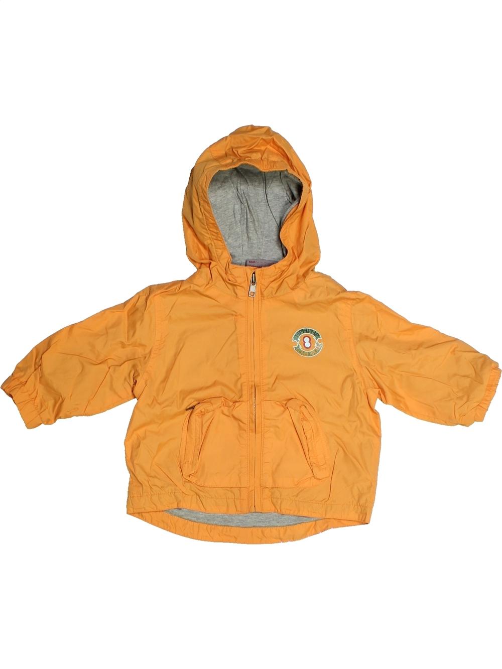 Parka-bebe-garcon-DPAM-12-mois-orange-hiver-vetement-bebe-1133810