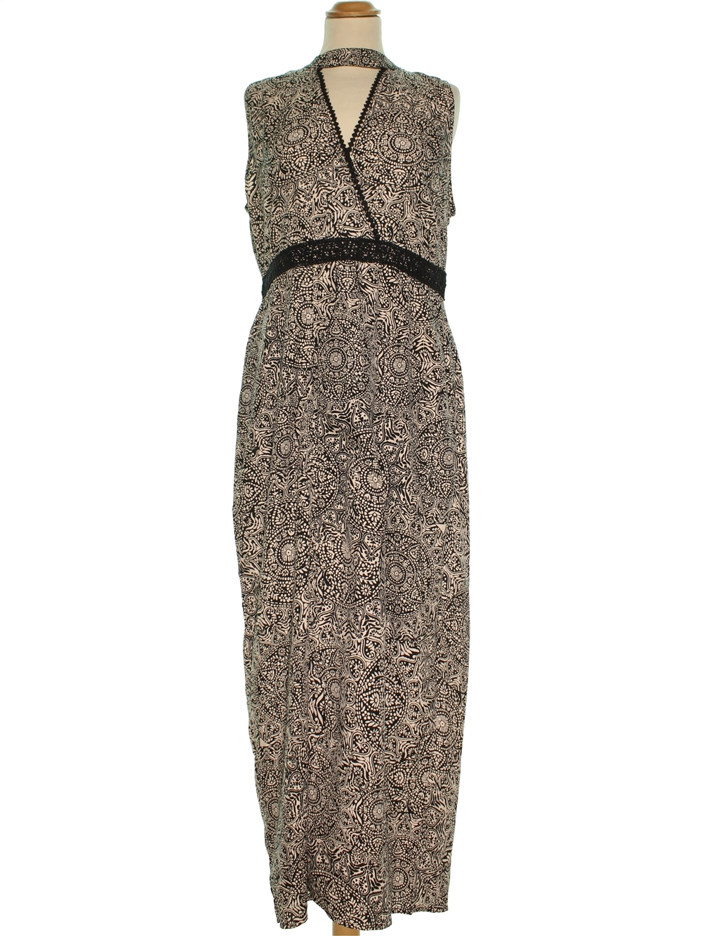 super populaire 8673e 19cea Robe Femme BLANCHE PORTE 42 (L - T2) pas cher, 7.99 € - #1136307