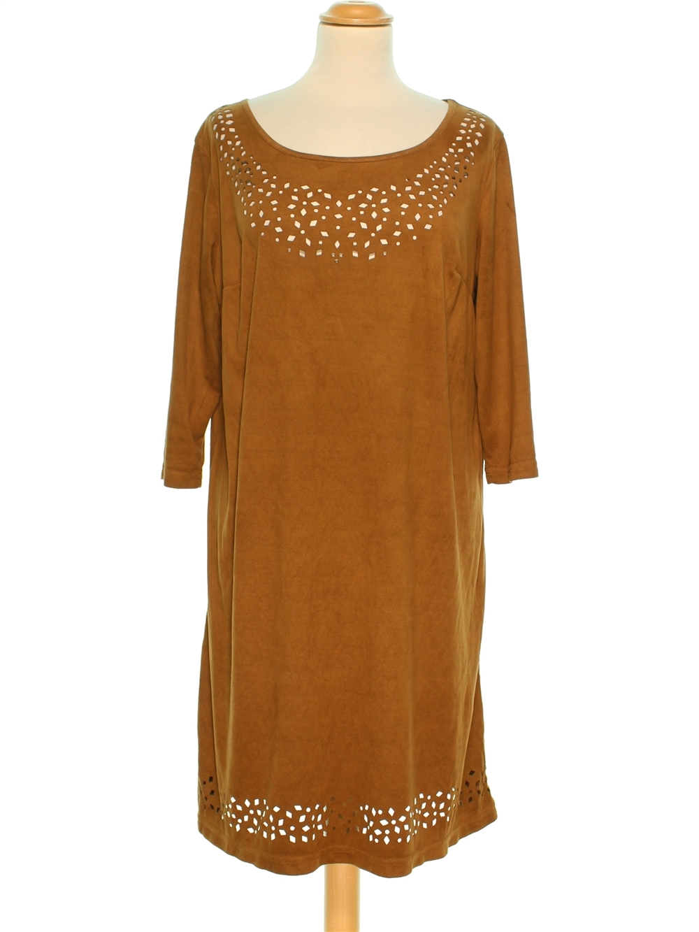 à bas prix 7c845 386cd Robe Femme BLANCHEPORTE 44 (L - T3) pas cher, 4.00 € - #1166499