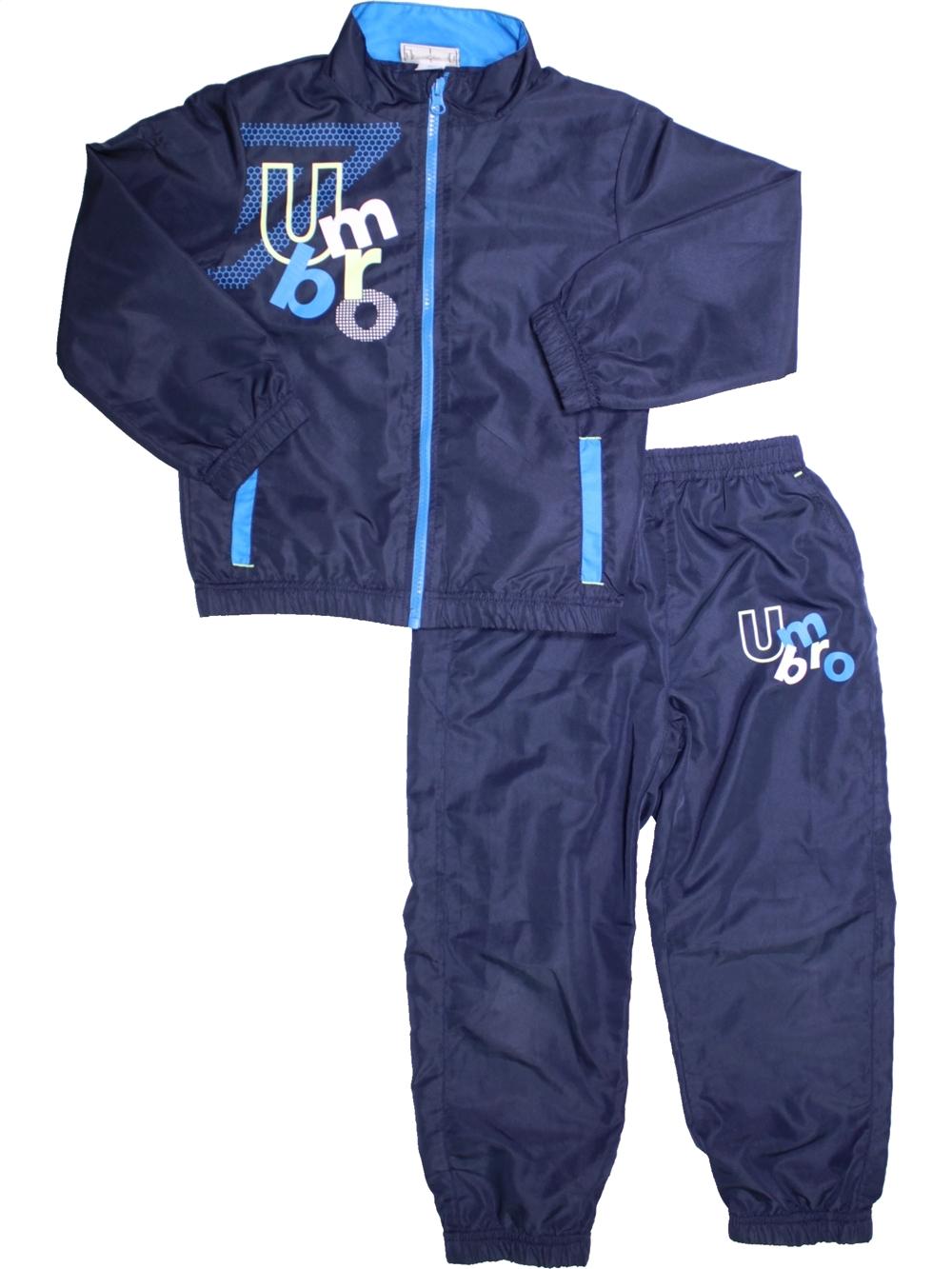 78bad047e41dc Jogging bleu UMBRO du 6 ans pour Garcon - 1224836