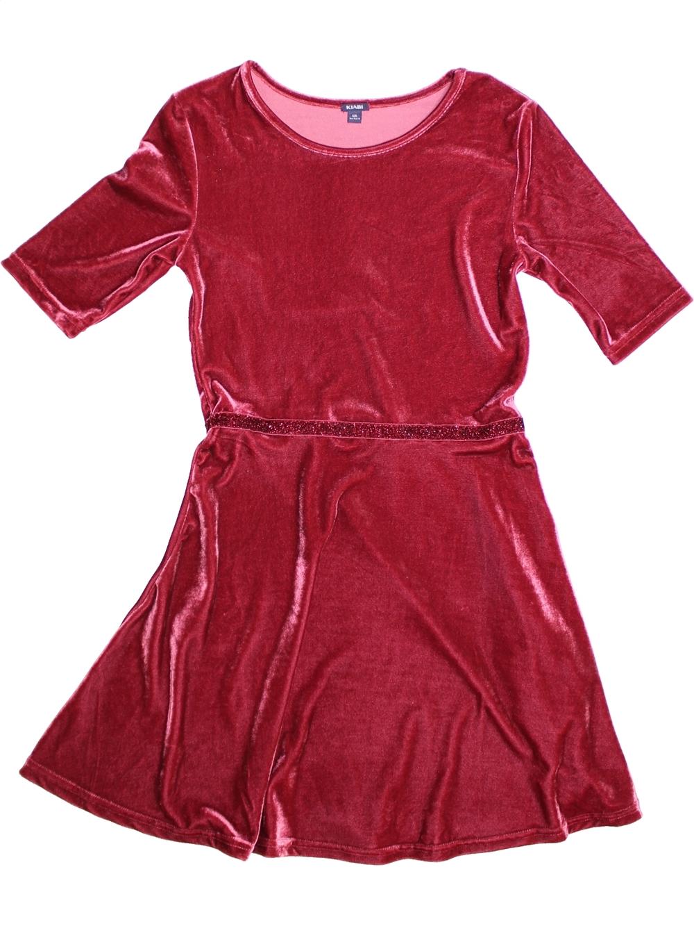 ab28c5ba05c Robe rouge KIABI du 12 ans pour Fille - 1235389