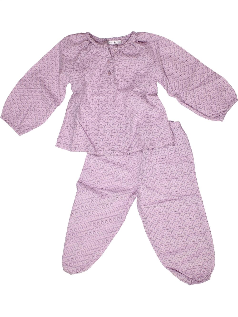 7c2dc49a63404 Pyjama 2 pièces Fille BOUT'CHOU 3 ans pas cher, 9.99 € - #1245776