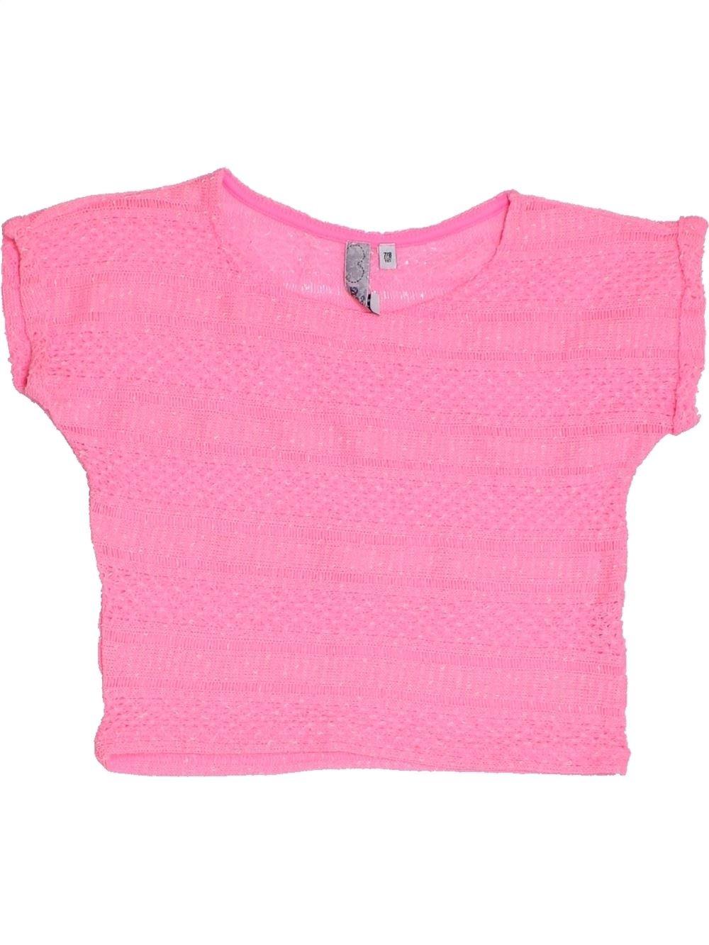 4c44b4c37c4ba T-shirt manches courtes rose PRIMARK du 8 ans pour Fille - 1319449