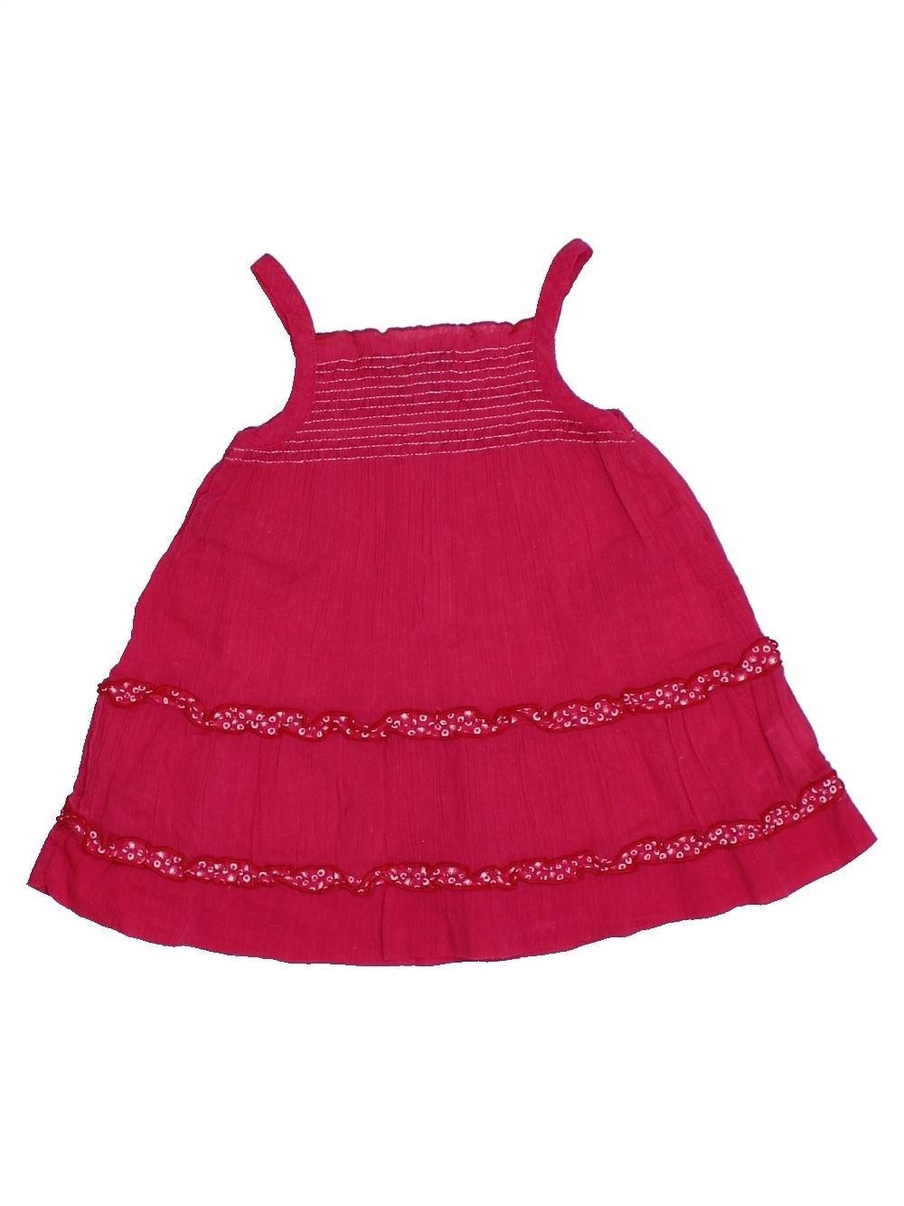 77a8b4f7169df Robe rouge SERGENT MAJOR du 3 mois pour Fille - 1326079