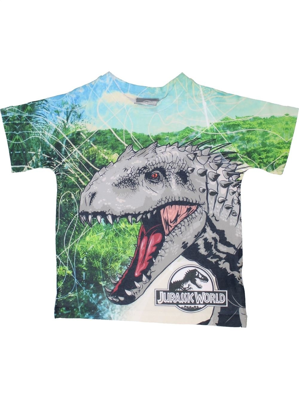 buy price reduced official store T-shirt manches courtes Garçon JURASSIC WORLD 4 ans pas cher ...