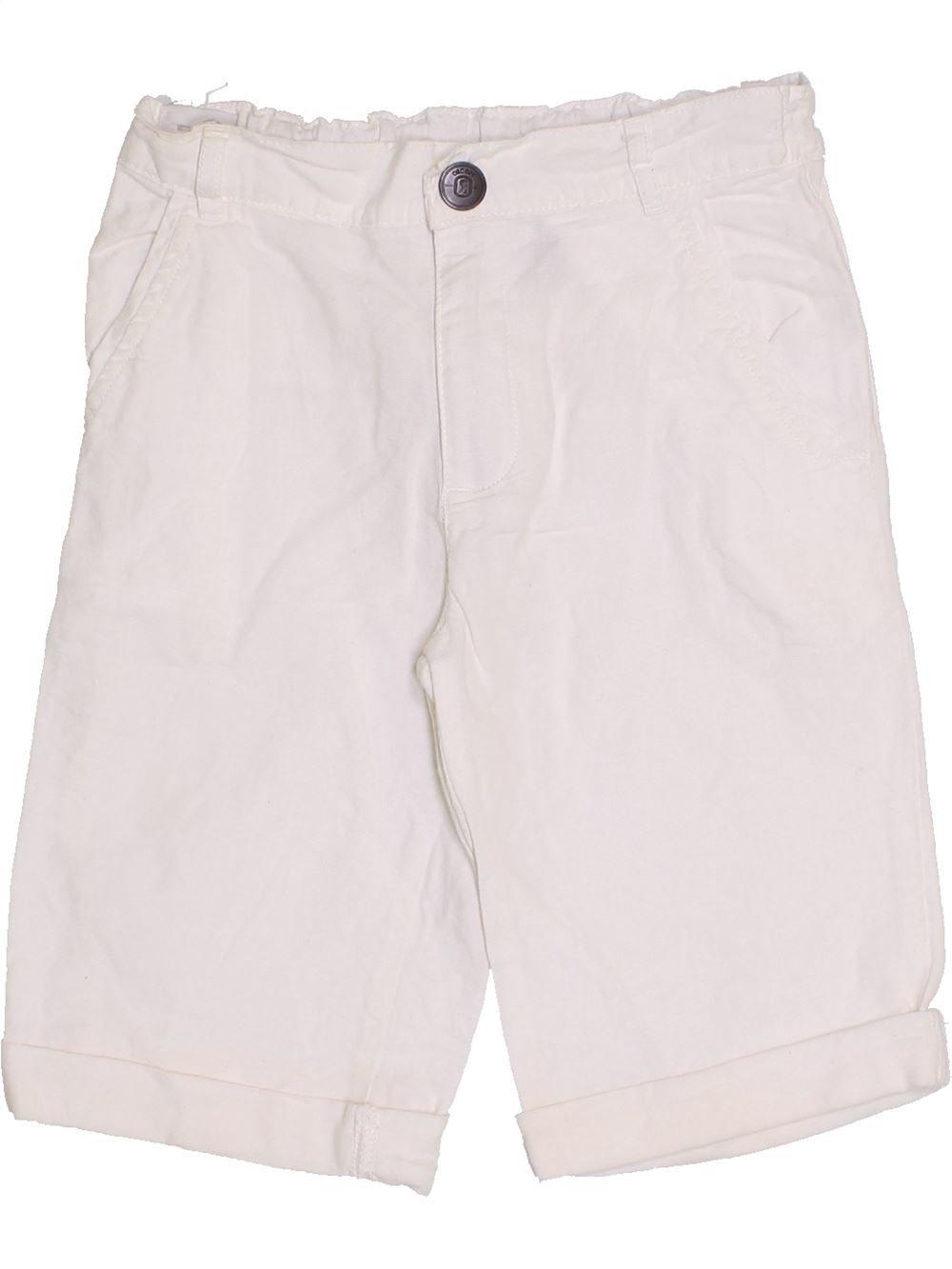 23b90f7e2e51 Short - Bermuda blanc ORCHESTRA du 8 ans pour Garcon - 1352670