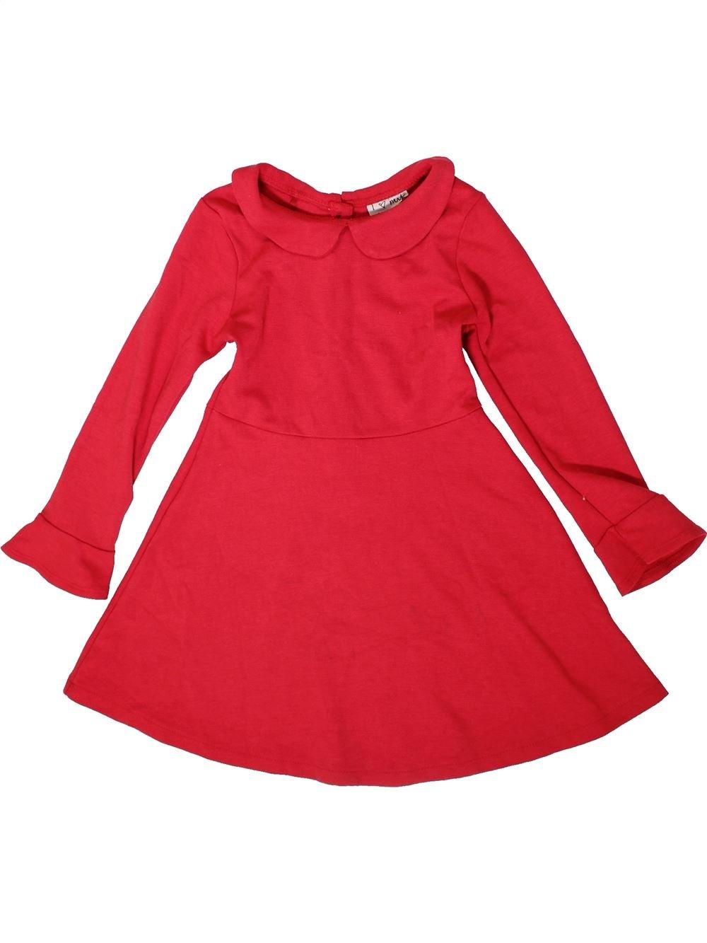 fe74e63e4c65f Robe rouge NEXT du 4 ans pour Fille - 1360295