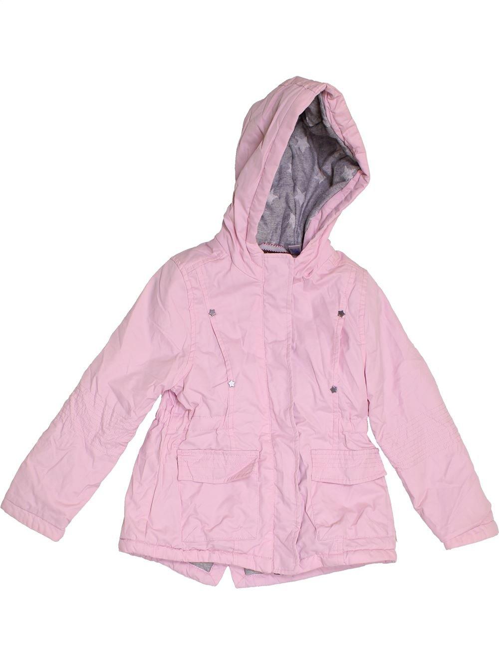 Manteau rose OKAIDI du 4 ans pour Fille - 1368882 5a4e9f3b7a7