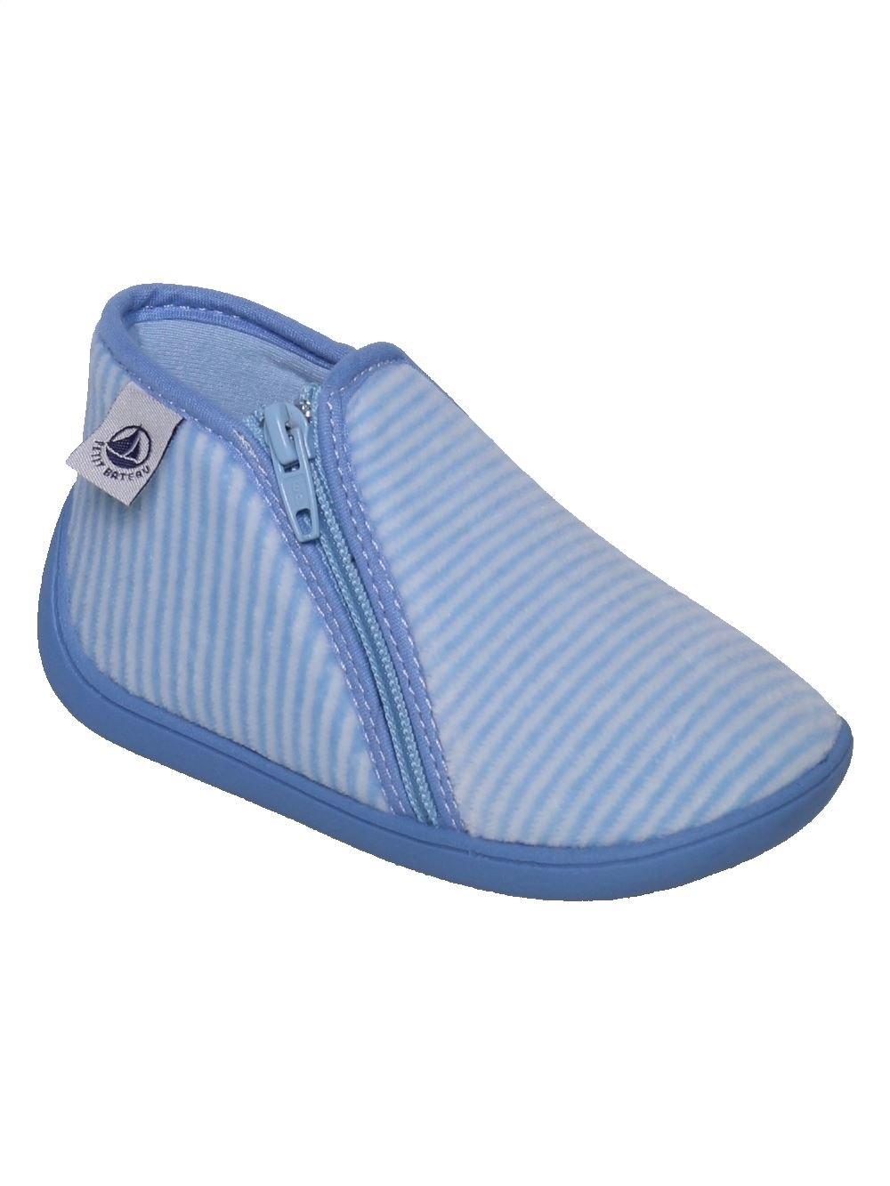 chaussures de sport 0a718 976bb Chaussons Garçon PETIT BATEAU 22 pas cher, 10.99 € - #1378570