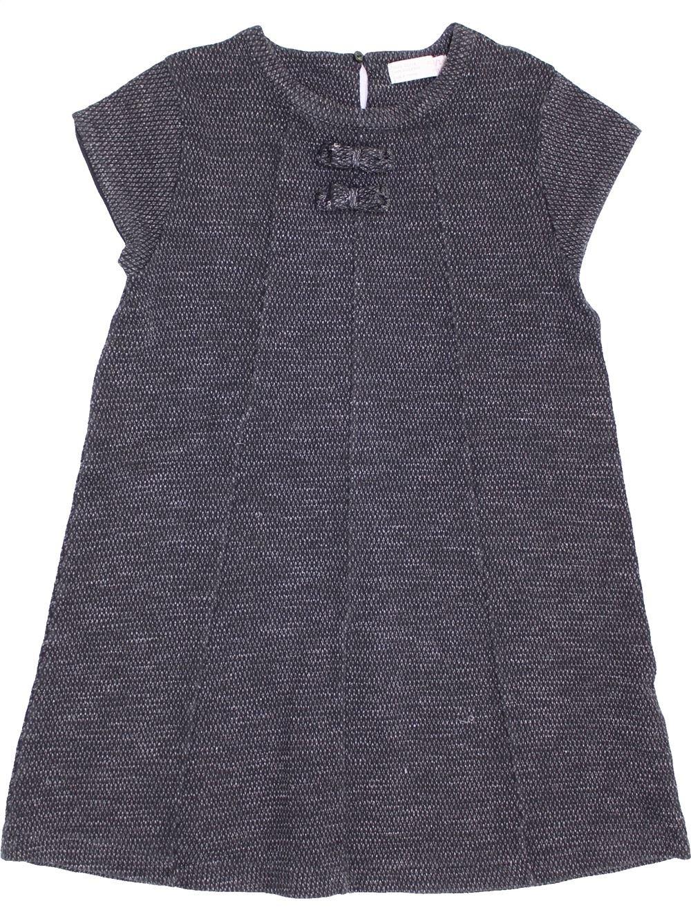 b96b5948068 Robe gris ZARA du 13 ans pour Fille - 1381476