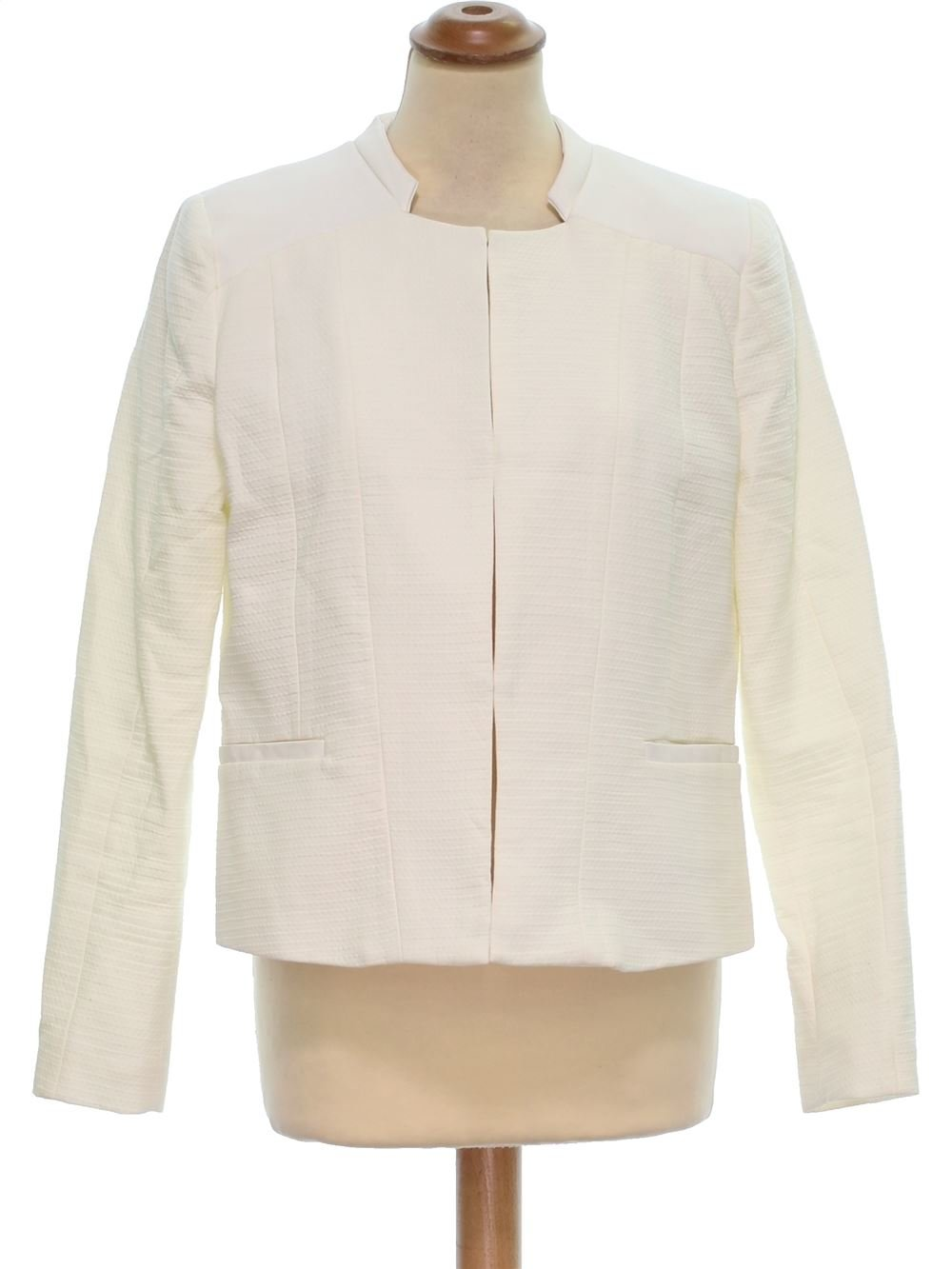 Veste de tailleur, Blazer Femme MANGO L pas cher, 6.75
