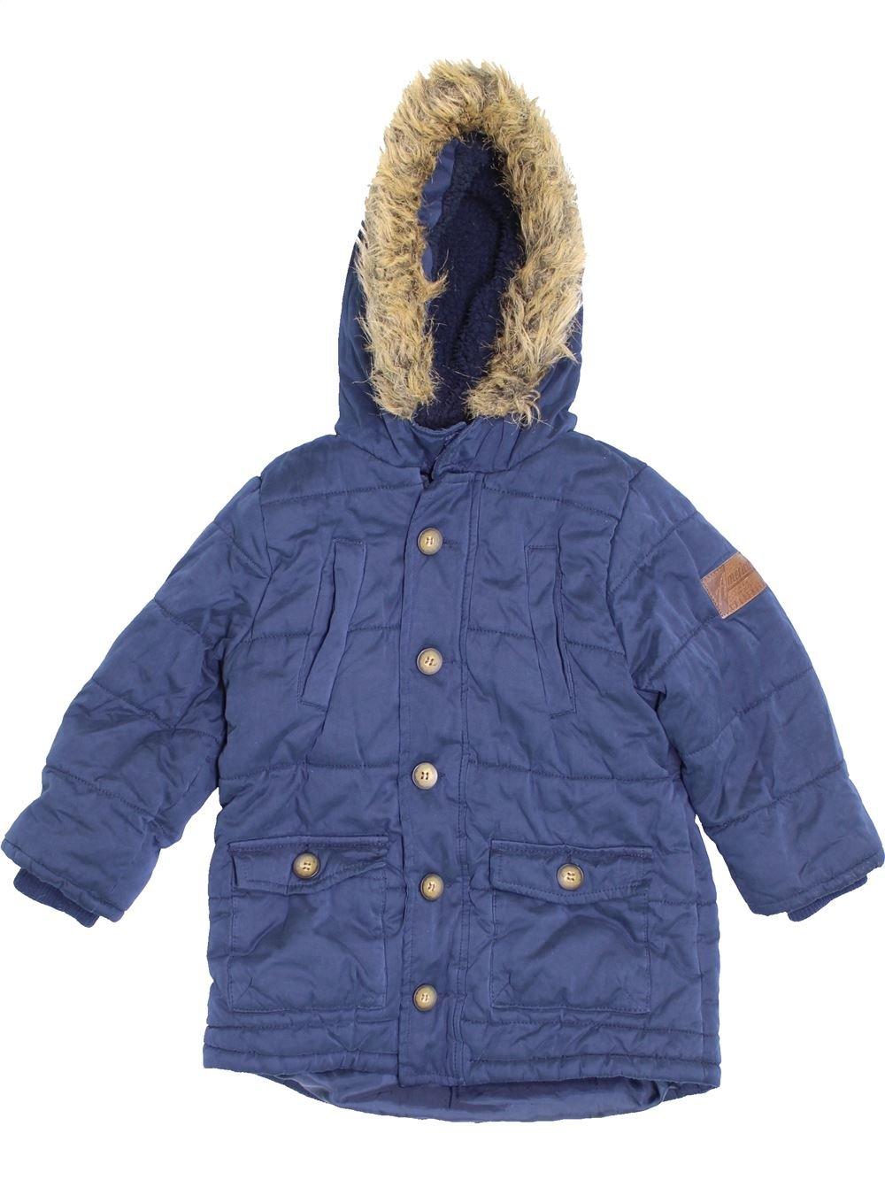 braderie aperçu de jolie et colorée Manteau Garçon KIABI 4 ans pas cher, 14.19 € - #1385701
