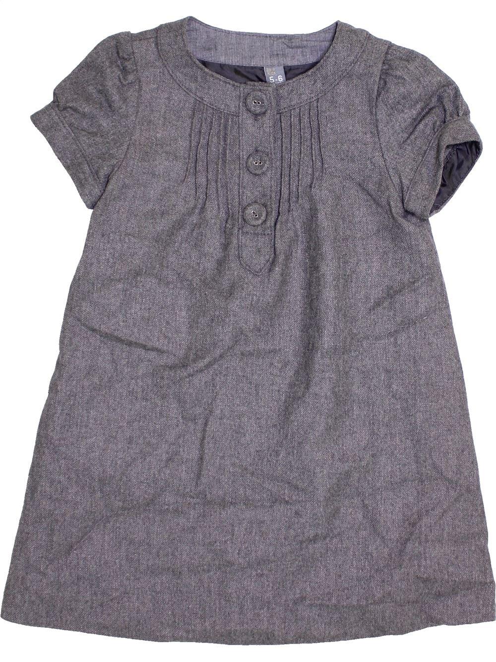 3fb8674b19e Robe violet ZARA du 6 ans pour Fille - 1398680