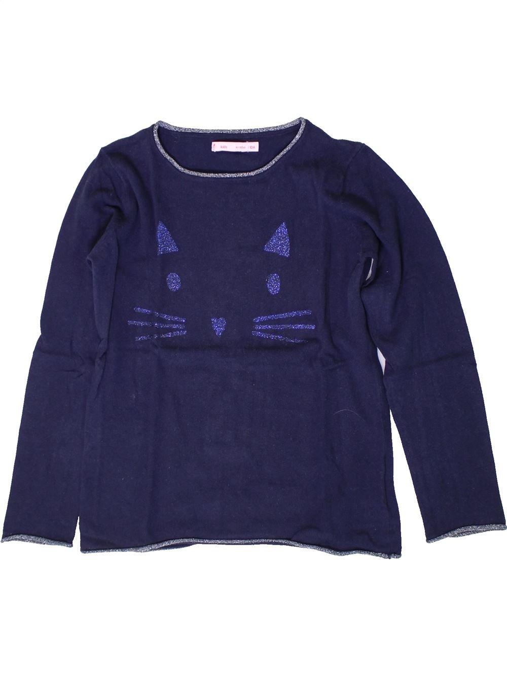super qualité bébé magasin meilleurs vendeurs Pull Fille GEMO 10 ans pas cher, 5.99 € - #1406004