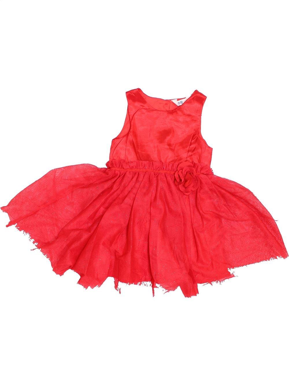 Robe Fille H M 2 Ans Pas Cher 7 49 1424116