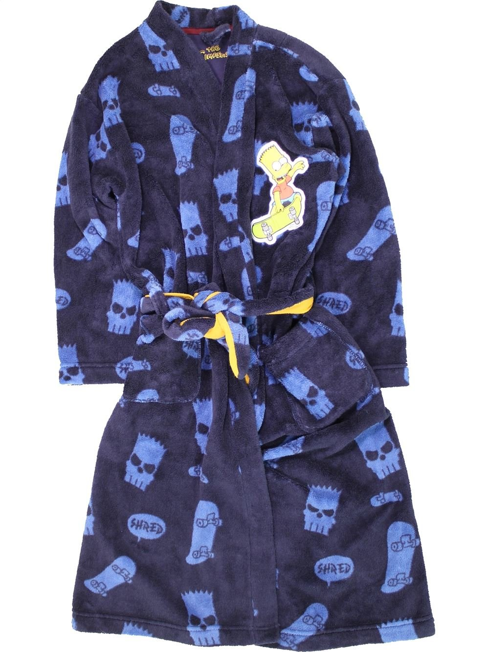 Robe De Chambre Garcon Marks Spencer 12 Ans Pas Cher 7 99 1426669