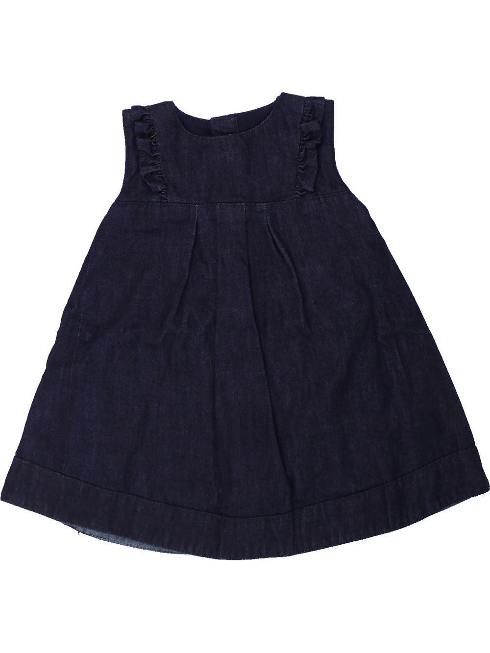 e9d10445f363c Robe noir NATALYS du 12 mois pour Fille - 1433938