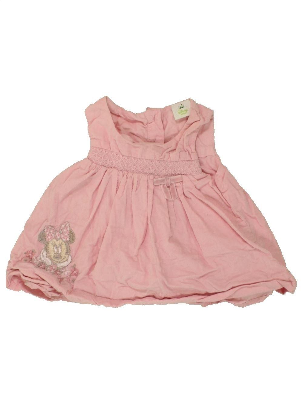 c720b21dbbbbc Robe rose DISNEY du naissance pour Fille - 1474076