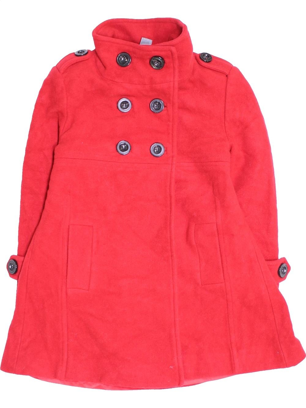 detailed pictures sold worldwide best choice Manteau Fille ZARA 6 ans pas cher, 19.25 € - #1479724