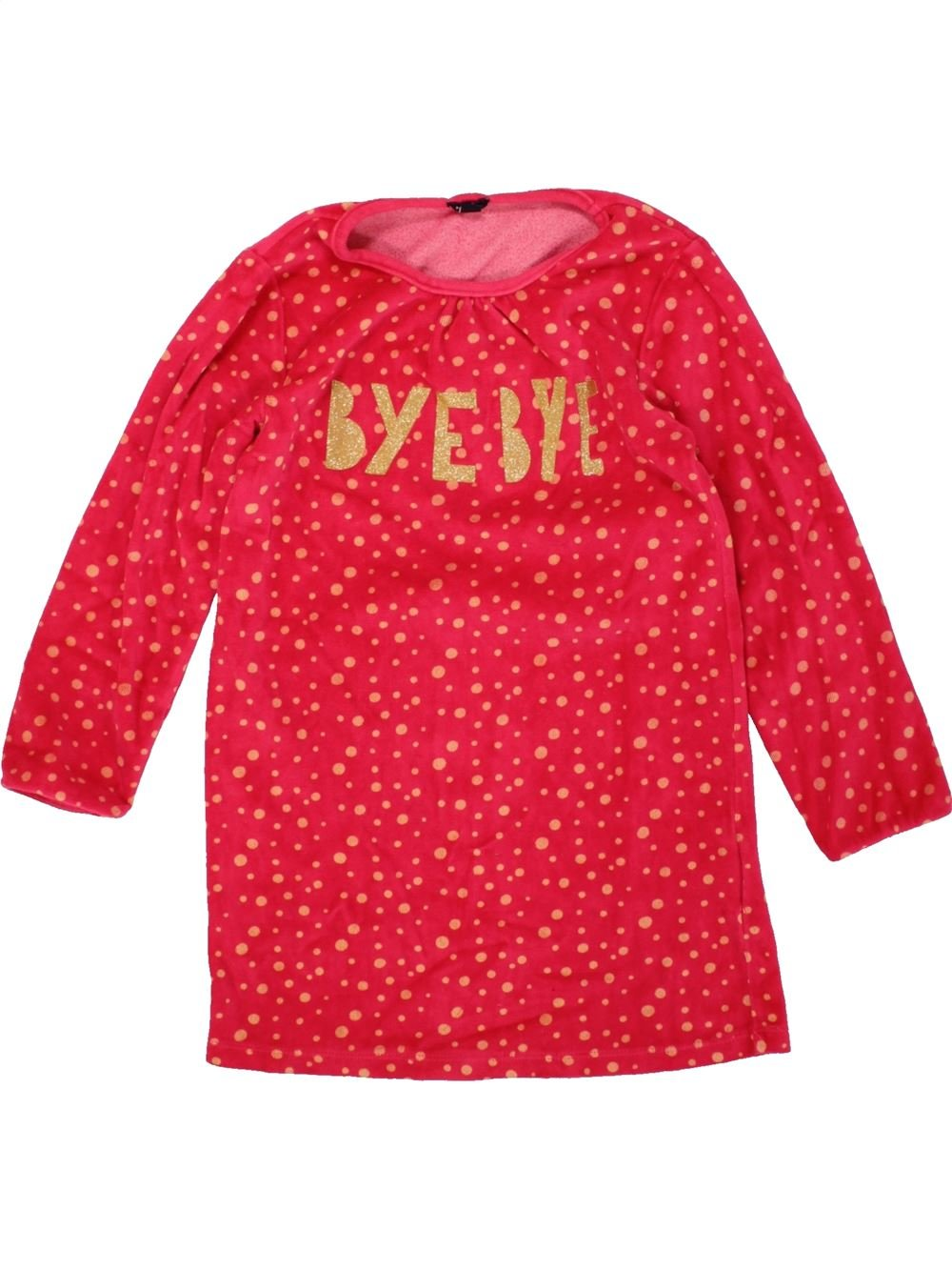 Acheter Authentic vente en magasin le meilleur Chemise de nuit Fille KIABI 6 ans pas cher, 4.75 € - #1499776