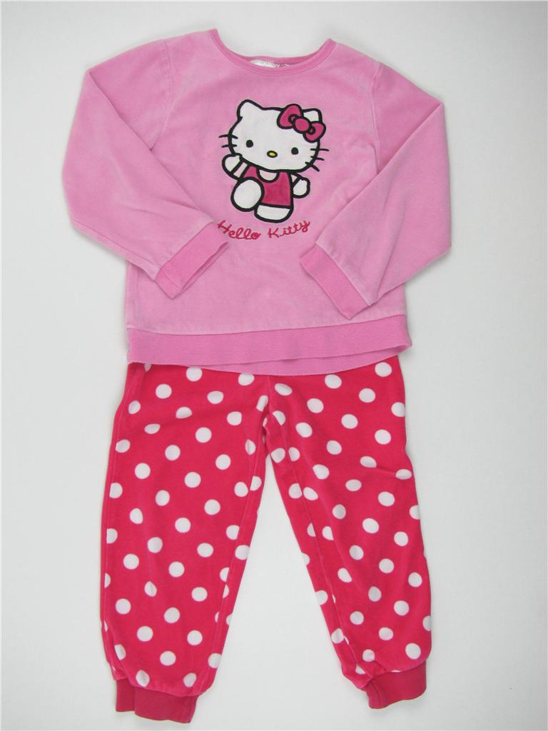 pyjama 2 pi ces fille h m 4 ans pas cher. Black Bedroom Furniture Sets. Home Design Ideas