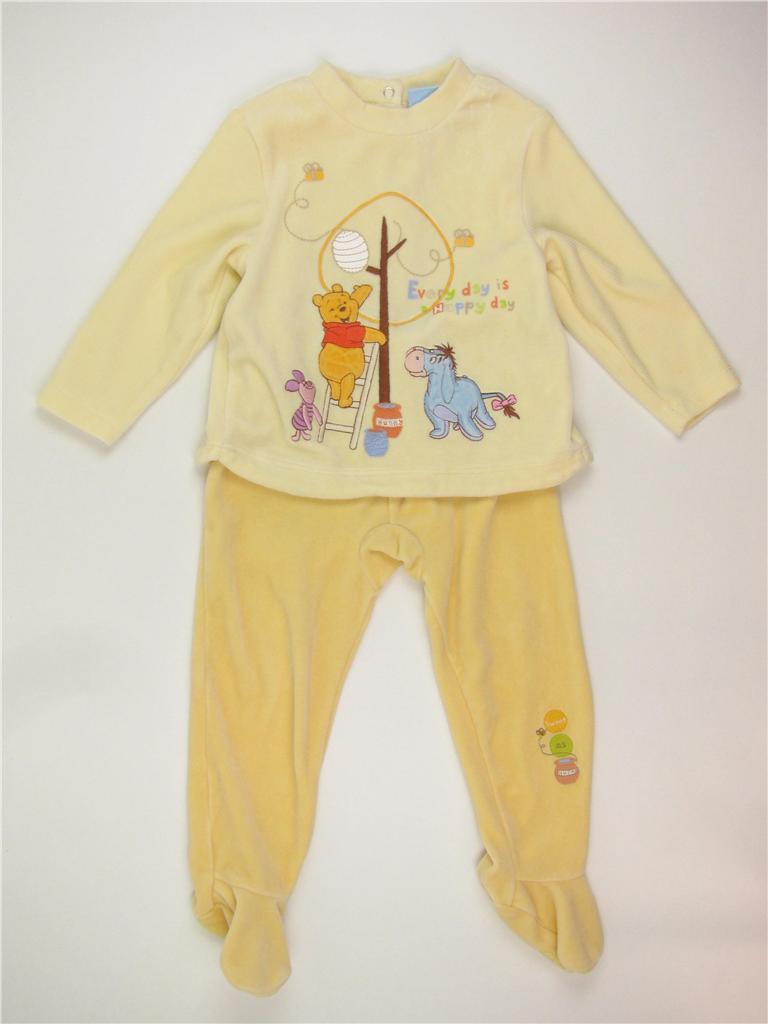 c768e13c19894 Pyjama 2 pieces jaune DISNEY du 2 ans pour Fille ou Garcon - 31