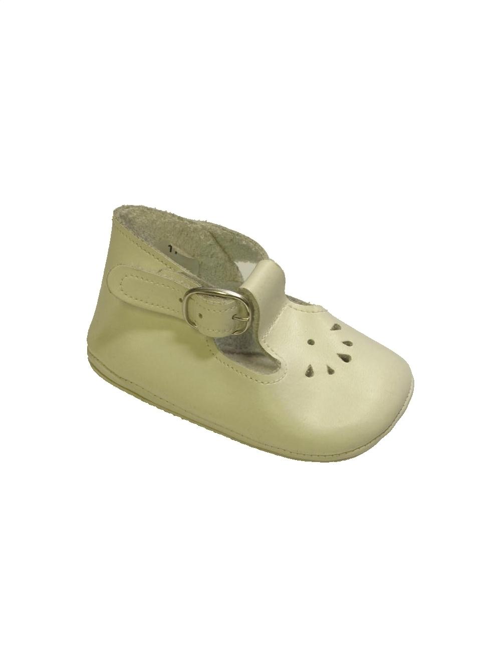 eebc435bd2c36 Chaussures bebe beige BABYBOTTE du 17 pour Fille - 882692